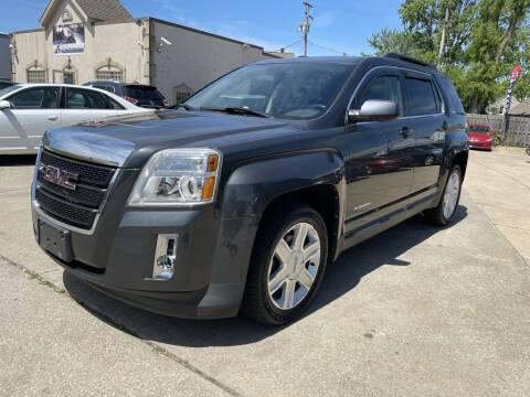 2011 GMC Terrain for sale at T & G / Auto4wholesale in Parma OH