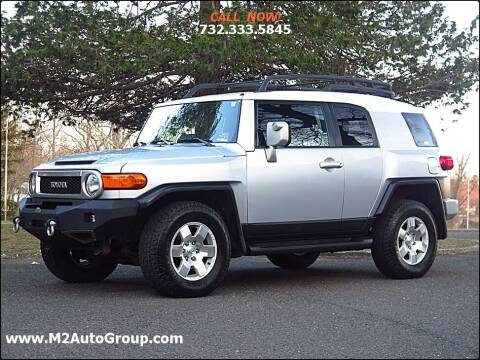 2007 Toyota FJ Cruiser for sale at M2 Auto Group Llc. EAST BRUNSWICK in East Brunswick NJ
