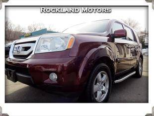2009 Honda Pilot for sale at Rockland Automall - Rockland Motors in West Nyack NY