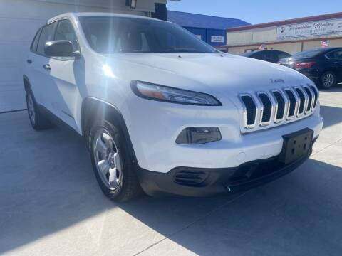 2014 Jeep Cherokee for sale at Princeton Motors in Princeton TX