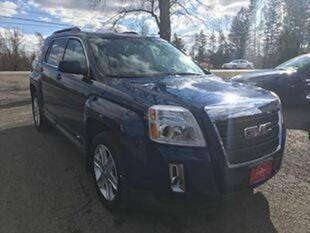 2010 GMC Terrain for sale at FUSION AUTO SALES in Spencerport NY