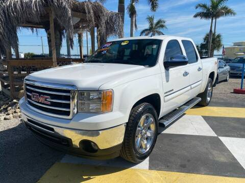 2012 GMC Sierra 1500 for sale at D&S Auto Sales, Inc in Melbourne FL