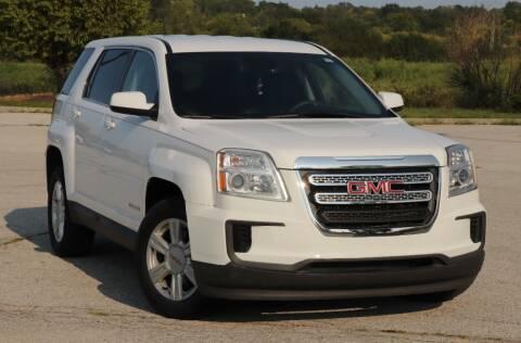 2016 GMC Terrain for sale at Big O Auto LLC in Omaha NE