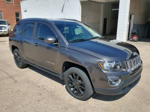 2016 Jeep Compass for sale at Apex Auto Sales in Coldwater KS