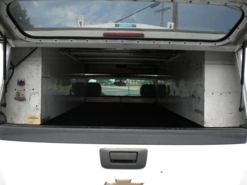 2008 Chevrolet Silverado 2500HD 4WD LT1 2dr Regular Cab LB - Waynesboro VA