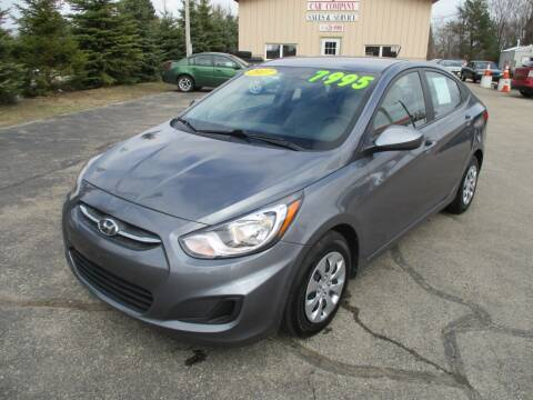 2017 Hyundai Accent for sale at Richfield Car Co in Hubertus WI