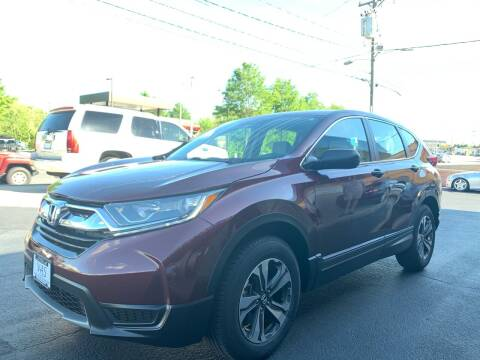 2018 Honda CR-V for sale at Viewmont Auto Sales in Hickory NC