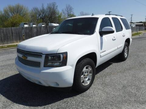 2008 Chevrolet Tahoe for sale at AutoMax of Memphis - Logan Karr in Memphis TN