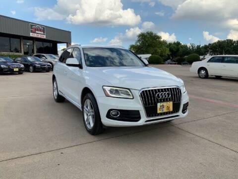 2016 Audi Q5 for sale at KIAN MOTORS INC in Plano TX