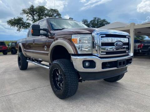 2011 Ford F-250 Super Duty for sale at Thornhill Motor Company in Hudson Oaks, TX