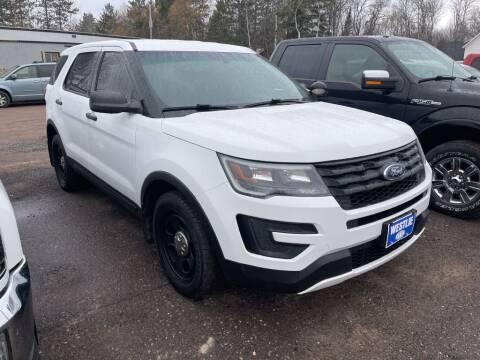 2016 Ford Explorer for sale at Al's Auto Inc. in Bruce Crossing MI