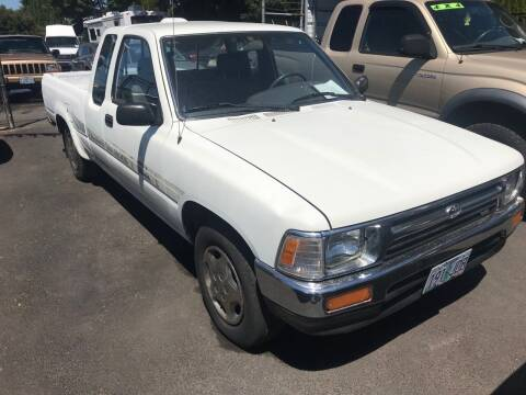 1994 Toyota Pickup for sale at Chuck Wise Motors in Portland OR