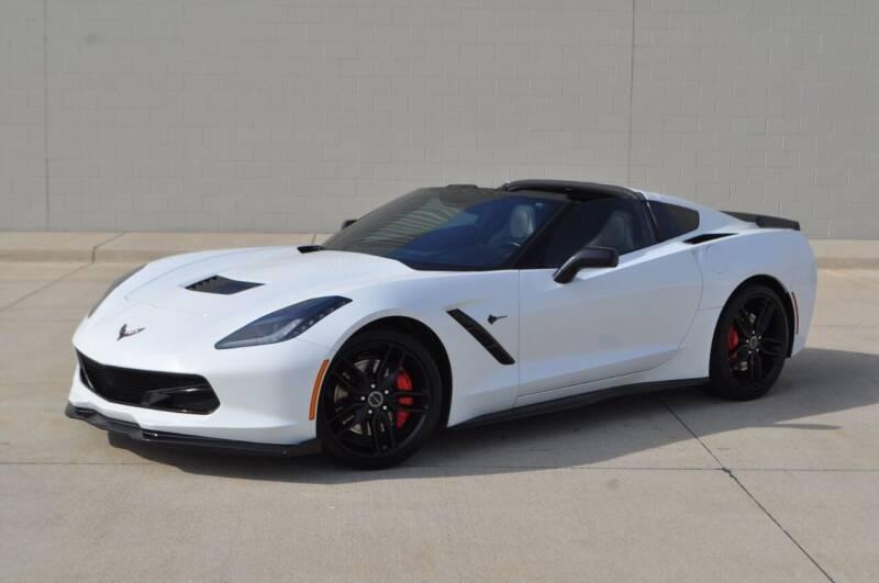 2014 Chevrolet Corvette for sale at Select Motor Group in Macomb MI