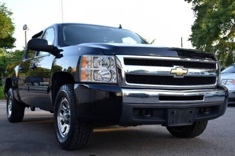 2011 Chevrolet Silverado 1500 for sale at Wheel Deal Auto Sales LLC in Norfolk VA