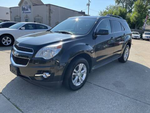 2013 Chevrolet Equinox for sale at T & G / Auto4wholesale in Parma OH