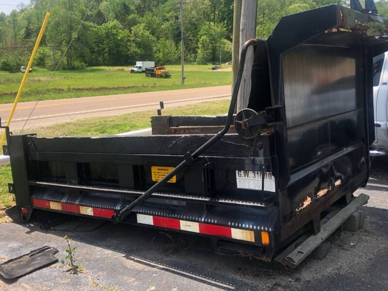 Dump Bed Truck Bed for sale at Monroe Auto's, LLC in Parsons TN
