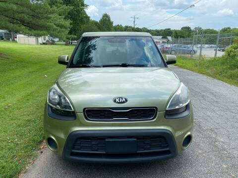 2013 Kia Soul for sale at Speed Auto Mall in Greensboro NC