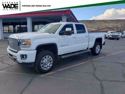 2017 Chevrolet Silverado 1500 for sale at Stephen Wade Pre-Owned Supercenter in Saint George UT