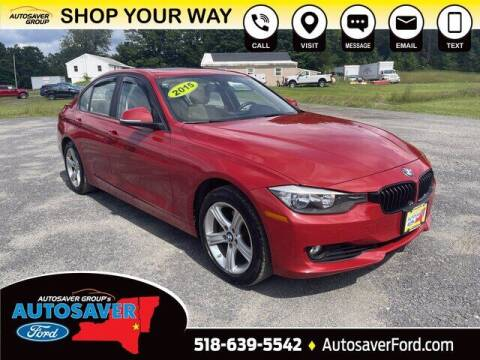 2015 BMW 3 Series for sale at Autosaver Ford in Comstock NY
