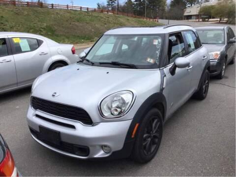 2012 MINI Cooper Countryman for sale at Elite Pre-Owned Auto in Peabody MA