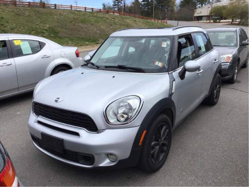 2012 MINI Cooper Countryman for sale at Elite Pre-Owned Auto in Peabody MA