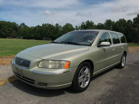2006 Volvo V70 for sale at GOOD USED CARS INC in Ravenna OH