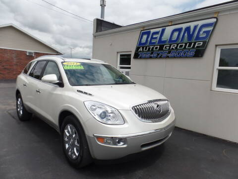 2011 Buick Enclave for sale at DeLong Auto Group in Tipton IN