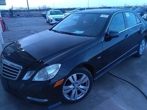 2012 Mercedes-Benz E-Class for sale at Cj king of car loans/JJ's Best Auto Sales in Troy MI