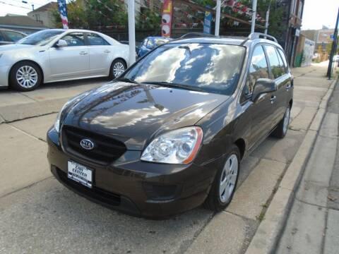 2009 Kia Rondo for sale at CAR CENTER INC in Chicago IL