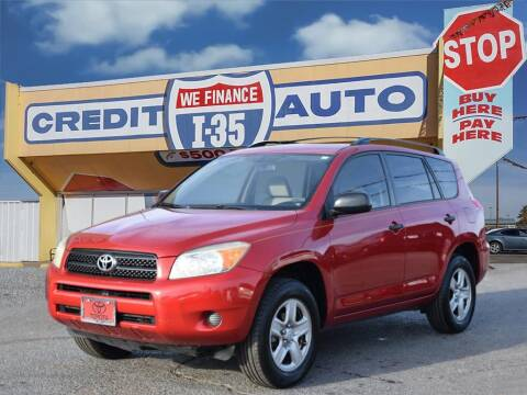 2008 Toyota RAV4 for sale at Buy Here Pay Here Lawton.com in Lawton OK