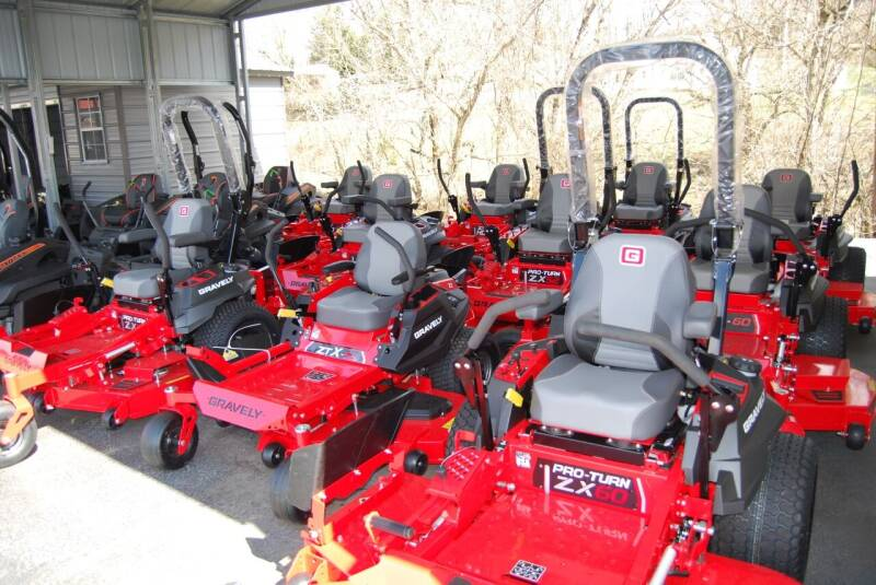 2020 GRAVELY & SPARTAN ALL MODELS for sale at DOE RIVER AUTO SALES in Elizabethton TN