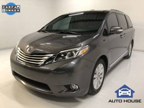 2017 Toyota Sienna for sale at Auto House Phoenix in Peoria AZ
