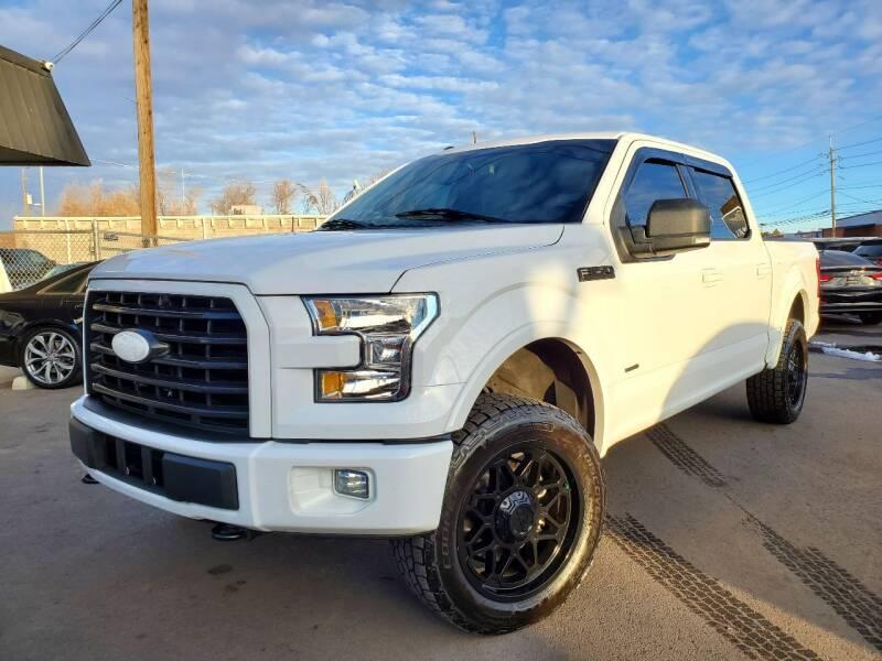 2016 Ford F-150 for sale at LA Motors LLC in Denver CO