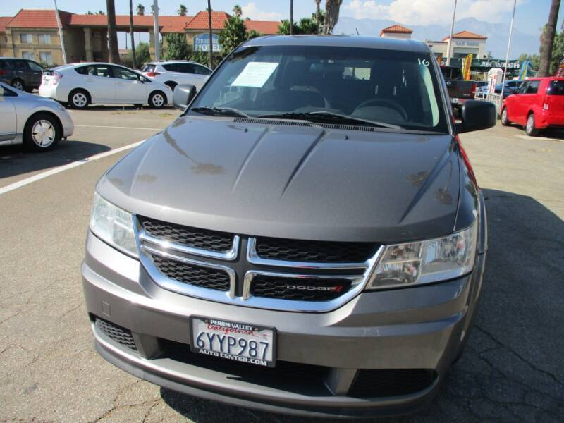 2013 Dodge Journey for sale at F & A Car Sales Inc in Ontario CA