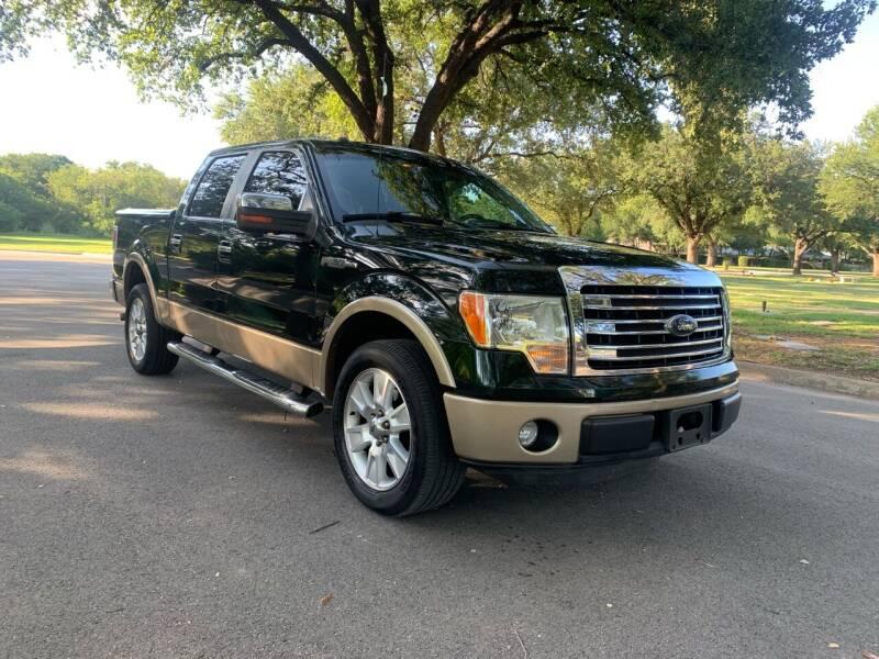 2013 Ford F-150 for sale at 210 Auto Center in San Antonio TX