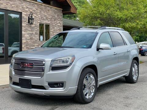 2014 GMC Acadia for sale at Griffith Auto Sales in Home PA