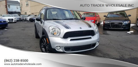 2013 MINI Countryman for sale at Auto Trader Wholesale Inc in Saddle Brook NJ