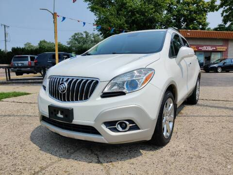 2016 Buick Encore for sale at Lamarina Auto Sales in Dearborn Heights MI