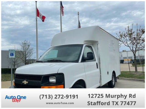 2008 Chevrolet Express Cutaway for sale at Auto One USA in Stafford TX