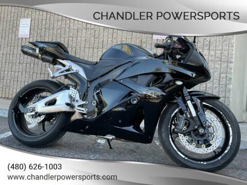 2010 Honda CBR600RR for sale at Chandler Powersports in Chandler AZ