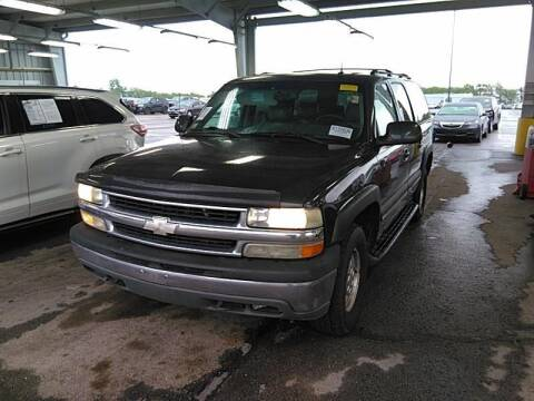 2003 Chevrolet Suburban for sale at Cars Now KC in Kansas City MO