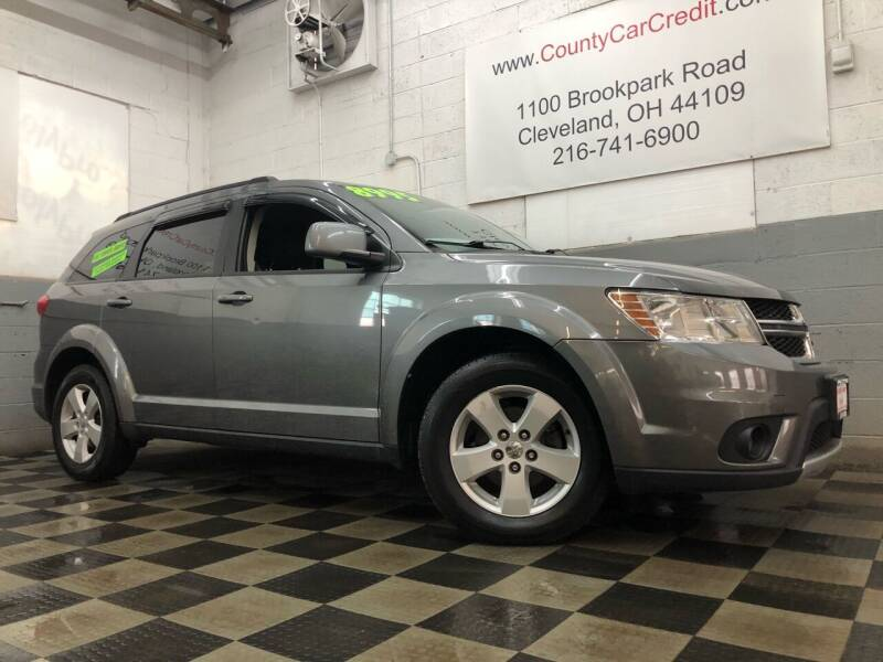 2012 Dodge Journey for sale at County Car Credit in Cleveland OH
