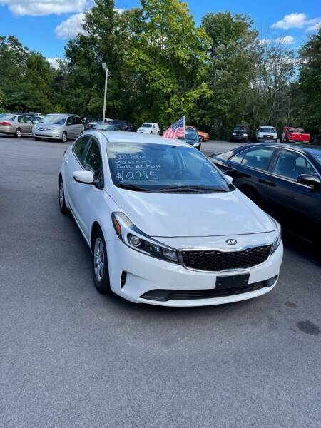 2017 Kia Forte for sale at Off Lease Auto Sales, Inc. in Hopedale MA