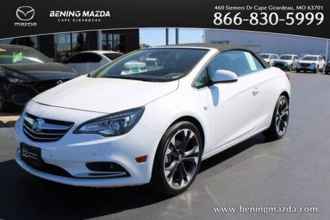 2019 Buick Cascada for sale at Bening Mazda in Cape Girardeau MO