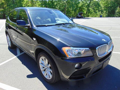 2013 BMW X3 for sale at Lakewood Auto in Waterbury CT