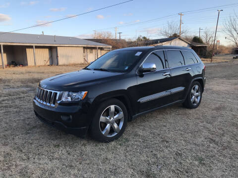 2011 Jeep Grand Cherokee for sale at Empire Auto Remarketing in Shawnee OK