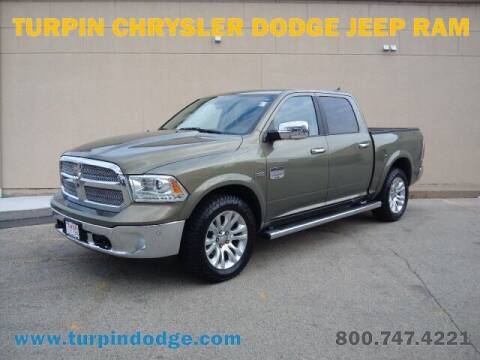 2015 RAM Ram Pickup 1500 for sale at Turpin Dodge Chrysler Jeep Ram in Dubuque IA