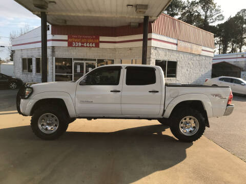 2006 Toyota Tacoma for sale at Northwood Auto Sales in Northport AL