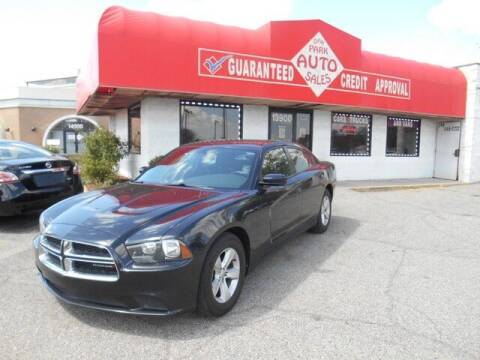 2016 Dodge Charger for sale at Oak Park Auto Sales in Oak Park MI
