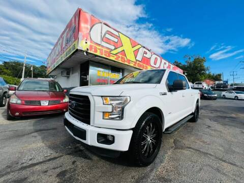 2016 Ford F-150 for sale at EXPORT AUTO SALES, INC. in Nashville TN